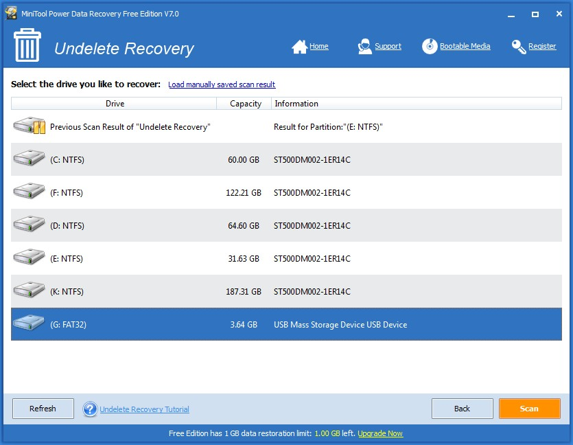 how to recover data from sd card free