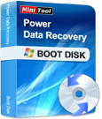 MiniTool® Power Data Recovery Boot Disk