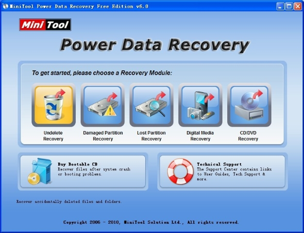 7 data recovery software