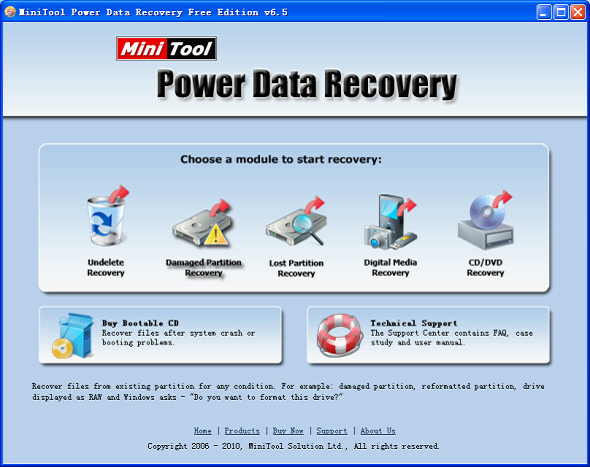 Hdd recovery software