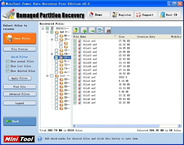 all recovery 2013 external all software from after format formatted