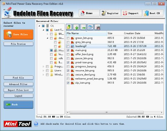 how to find recently saved files on windows 7