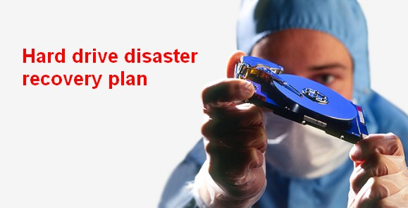 Hard drive disaster recovery plan 1