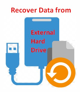 how to delete files from external hard drive