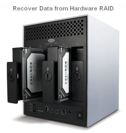Recover data from hardware RAID 1