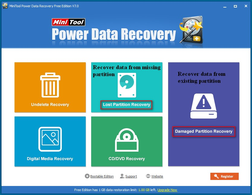 Recover 0 bytes files 3