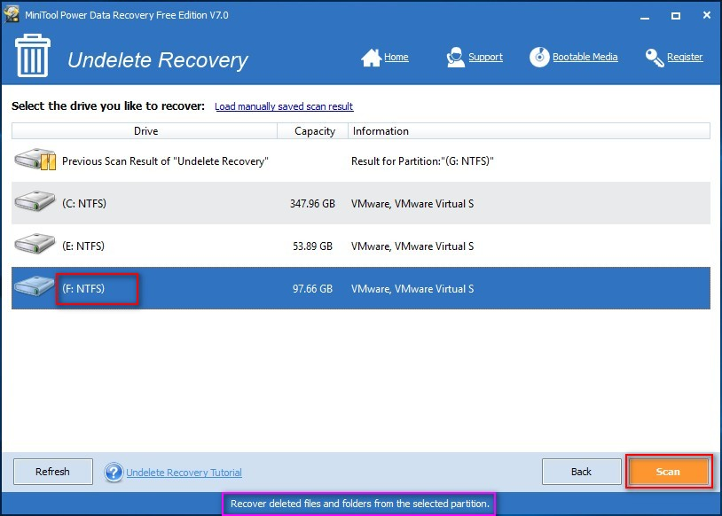 Recover deleted files Windows 10 5