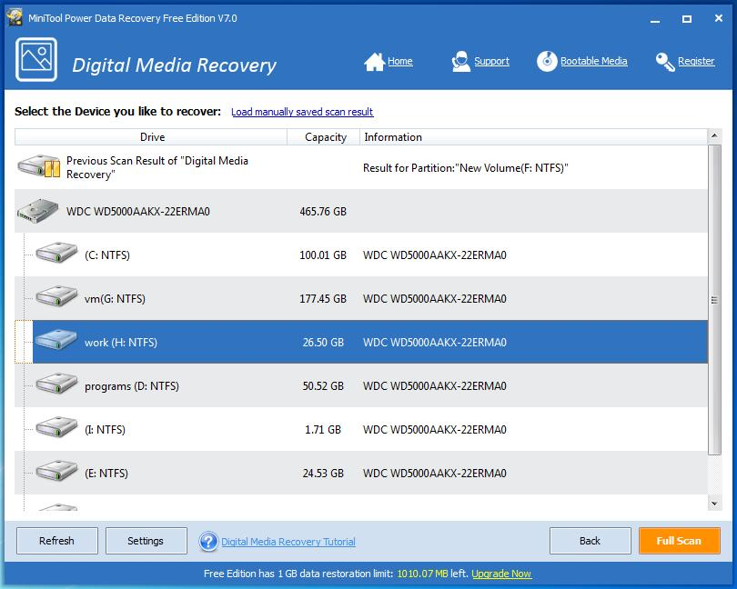 Windows 7 file recovery 2 0 partition size anucaj for Window recovery