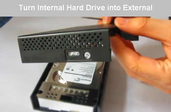 How to recover files from a broken internal hard drive