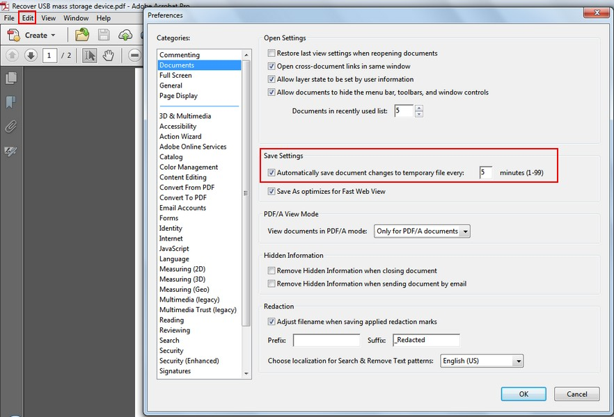 how to open a pdf file and edit it free