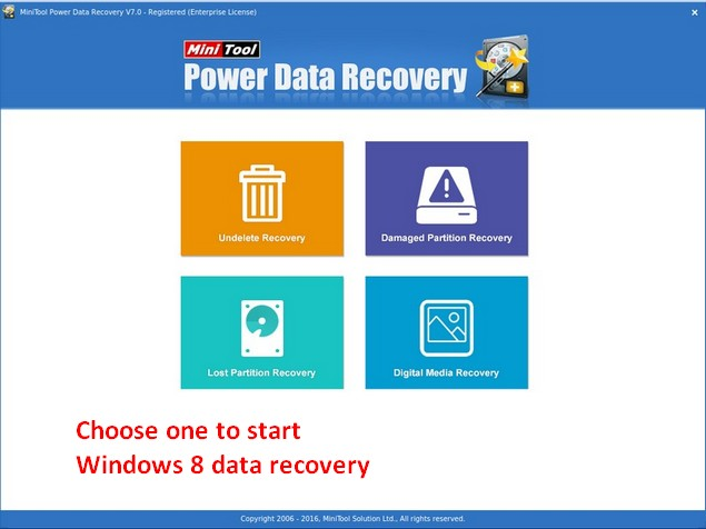 Recover data from a Windows 8 hard drive 10