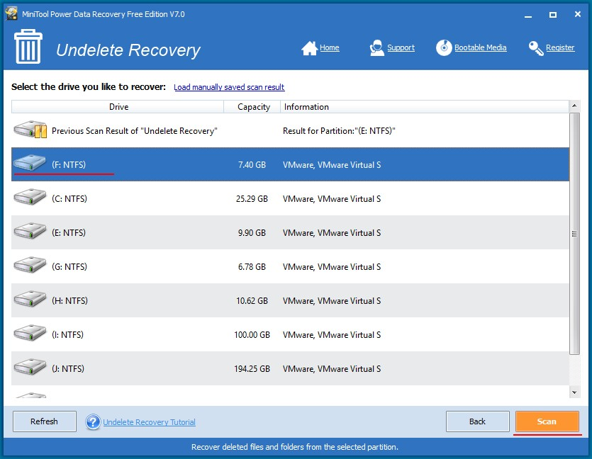 Recover data from a Windows 8 hard drive 4