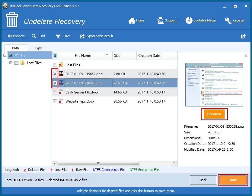 how to make recovery for windows 8