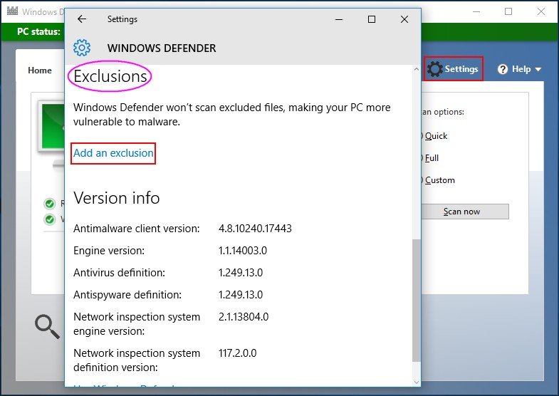Windows Defender Deleted My Files, How To Get Back Easily