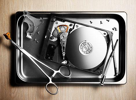 Recover files from dead external hard drive 3