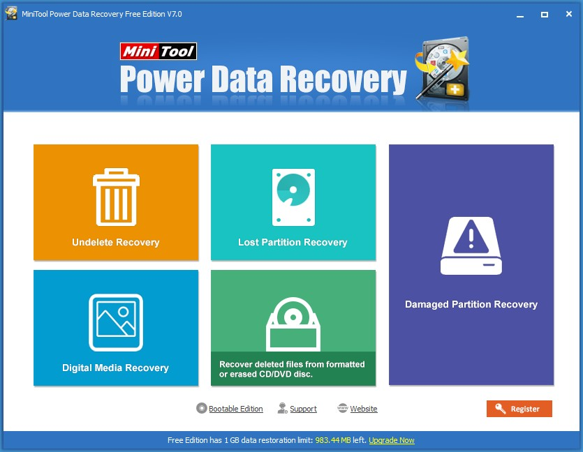 Mass storage device data recovery 10
