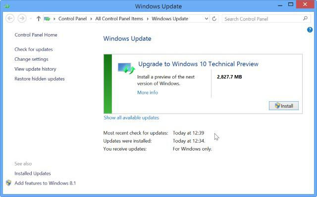 Recover data after system upgrade to Windows 10 4