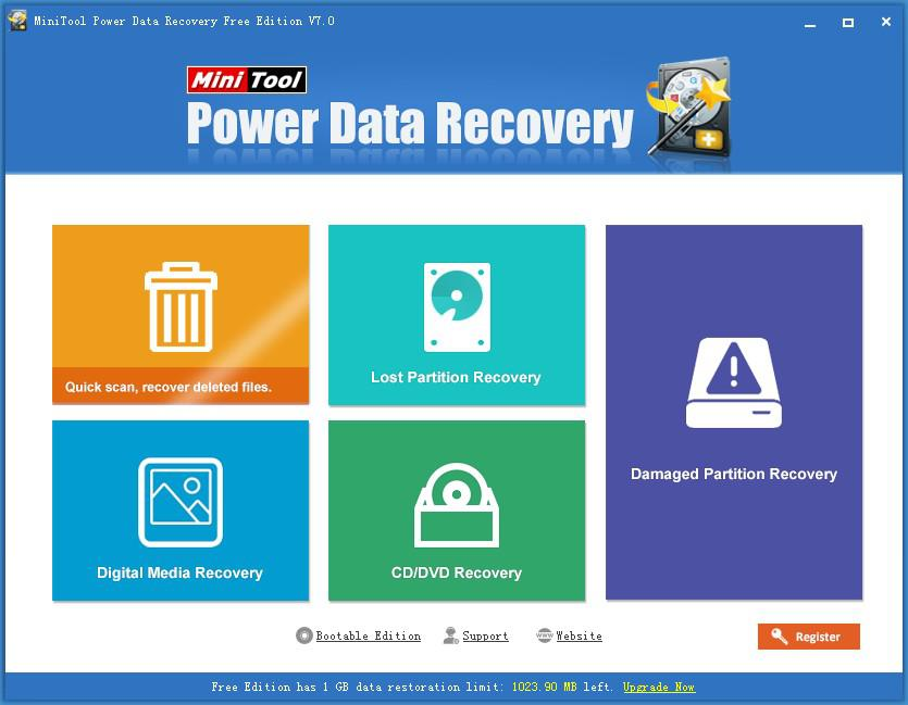 Recover deleted files from SD card 3