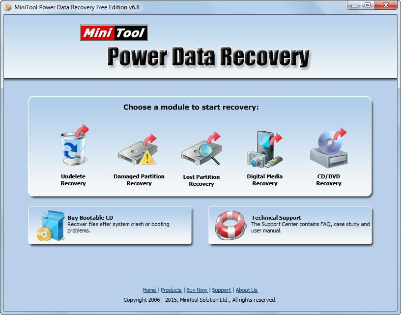 Recover desktop data 7
