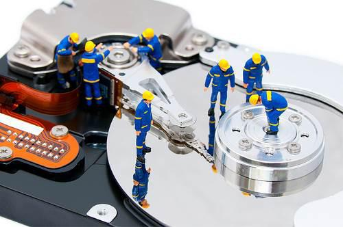 Recover file from hard disk 3