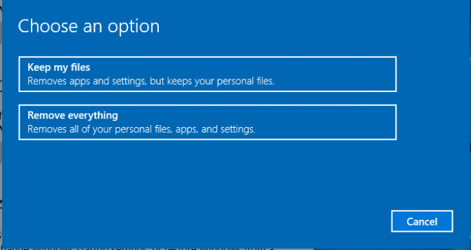Can I Recover Personal Files After Factory Reset Laptop 9