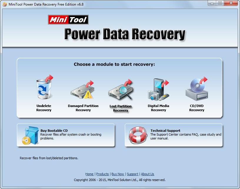 recover lost deleted partition 10