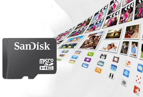 SanDisk SD card recovery 2