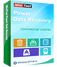 MiniTool® Power Data Recovery - Commercial License