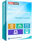 MiniTool® Power Data Recovery - Personal License