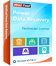 MiniTool® Power Data Recovery - Technician License