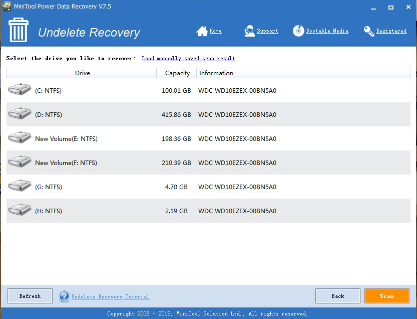 memory card data recovery software free  windows 7