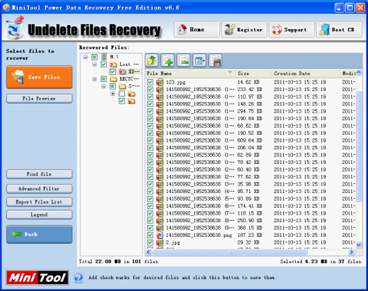 How to recover lost data backup with data recovery software?