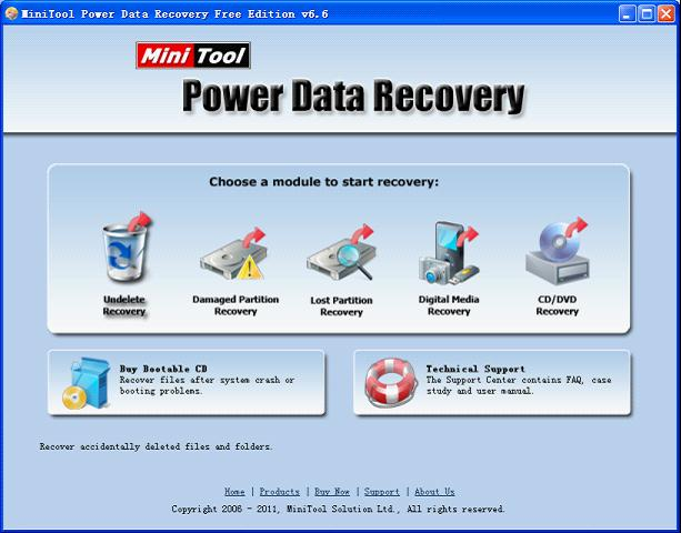 Free deleted file recovery software recover deleted files quickly ...