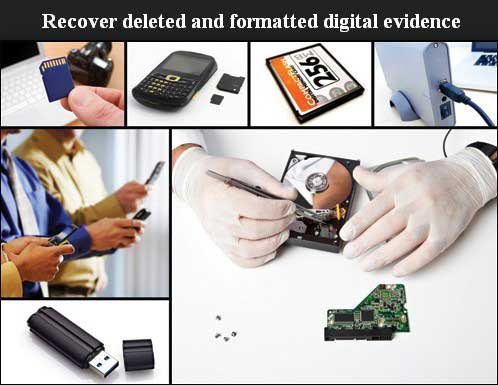 Forensic data recovery 4