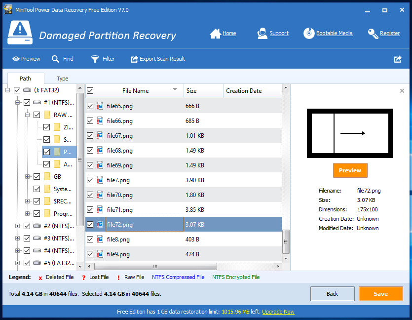software to recover data from raw hard drive