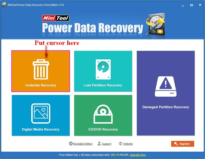 NTFS data recovery 13