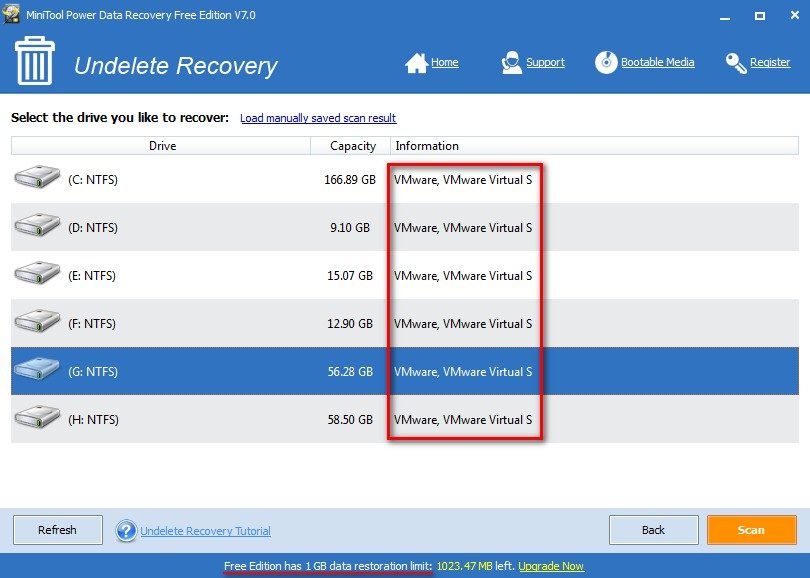 Ontrack data recovery 14