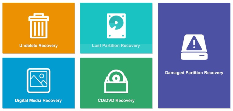 Ontrack data recovery 5