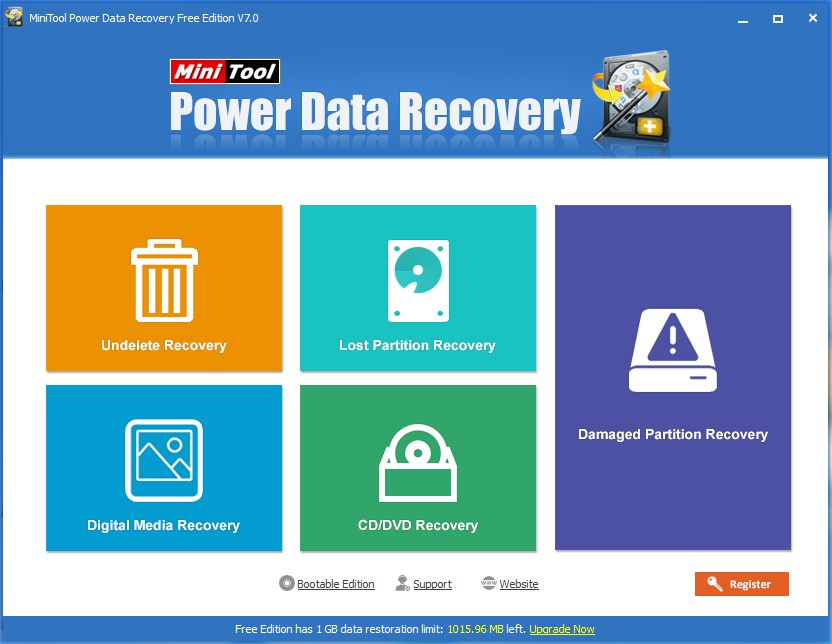 sd data recovery software
