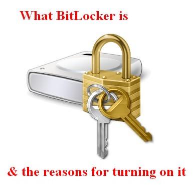 BitLocker Lost bitlocker password and recovery key