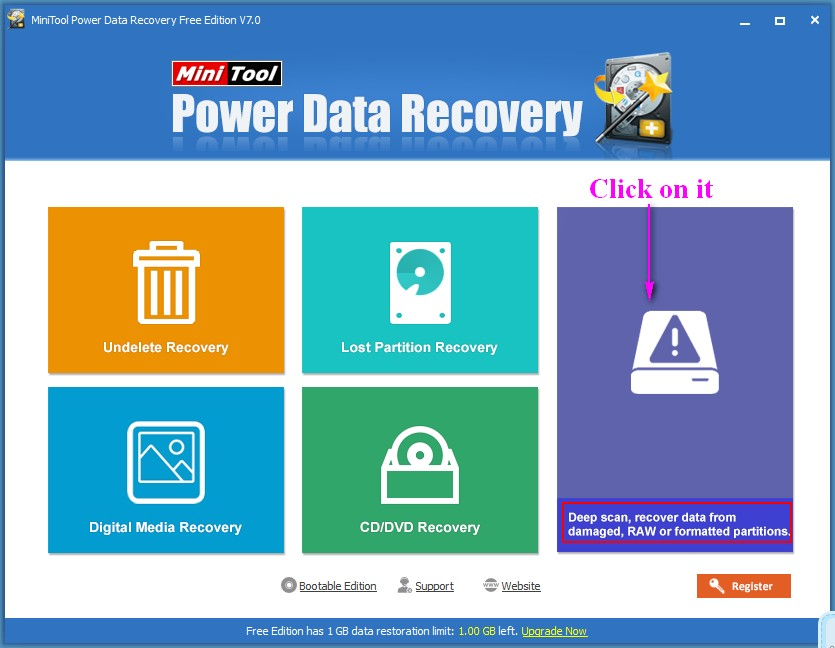 How to recover corrupted files 3