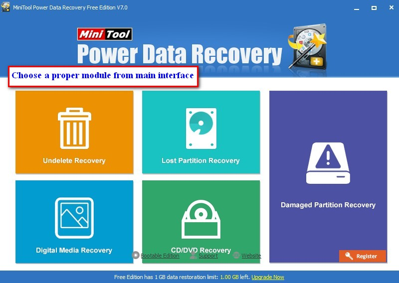 how to create recovery hard drive