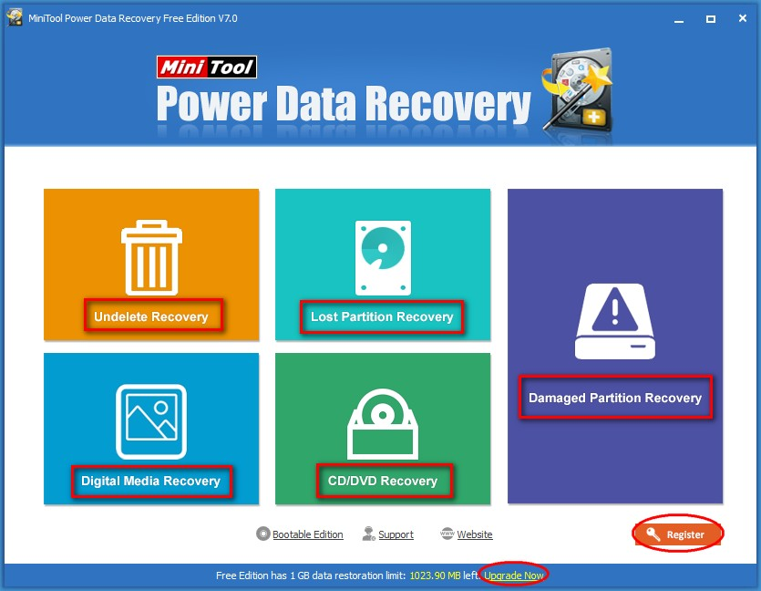 20 Free Data Recovery Software Tools