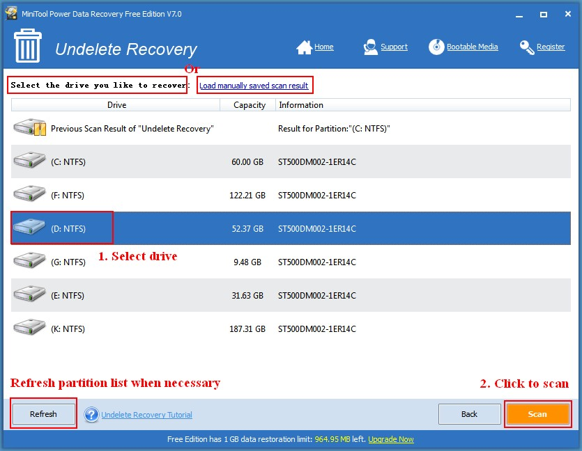 Laptop data recovery 3
