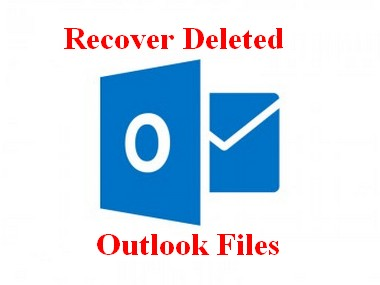 Recover deleted Outlook files 1