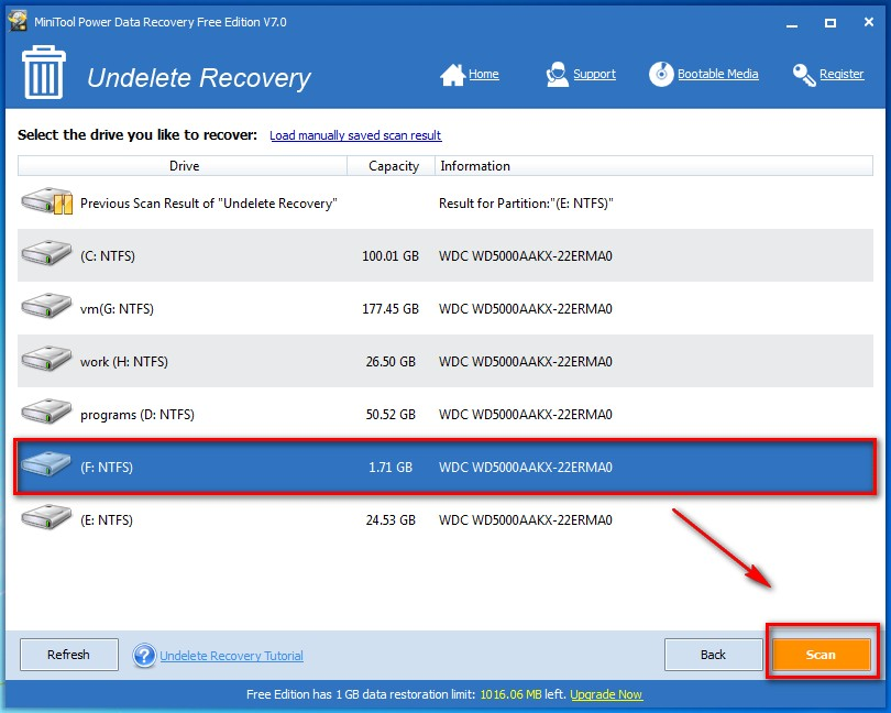 How to recover files on mac after shutdown