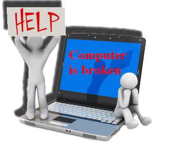 Recover files from broken computer 2