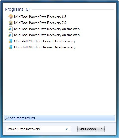Recover permanently deleted files 14