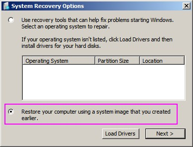 How to recover data from hard disk without OS 10