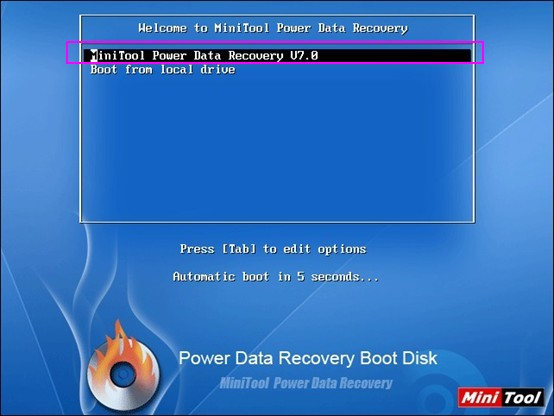 How to recover data from hard disk without OS 5
